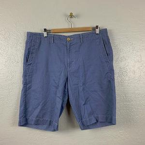 Tommy Bahama Size XL Blue Chambray Shorts